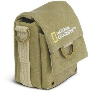 National Geographic 1150 Mini Camera Pouch for Point and Shoot Camera