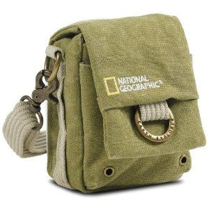 National Geographic 1153 Medium Pouch for Mirrorless or Point and Shoot Camera