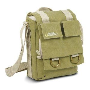 National Geographic 2300 Slim Shoulder Bag for Mirrorless Camera and Lenses