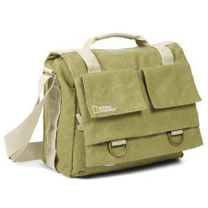 National Geographic 2476 Medium Messenger for DSLR and Laptop