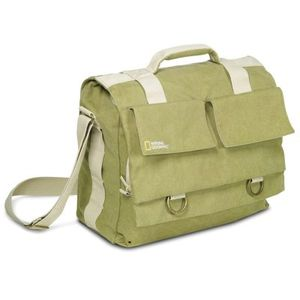 National Geographic 2478 Large Shoulder Bag for 2 DSLR and Laptop