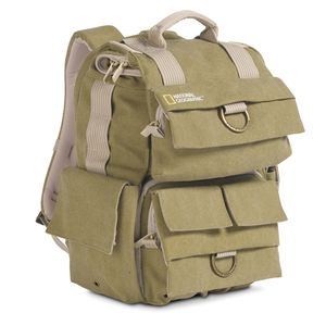 National Geographic 5158 Small Backpack for DSLR and Laptop