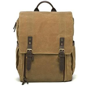 ONA Camps Bay Tan Backpack