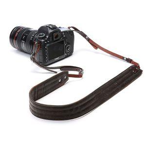 ONA Presidio Dark Truffle Leather Camera Strap