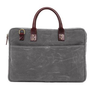 ONA Kingston Smoke Briefcase Bag