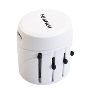 Fujifilm PowerTrip (USB Charger compatible in over 150 countries)
