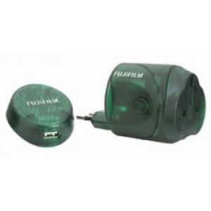 Fujifilm World Adaptor Plus USB Charger - Green