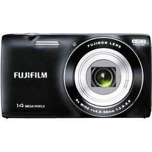 Fujifilm FinePix JZ100 Black Digital Camera