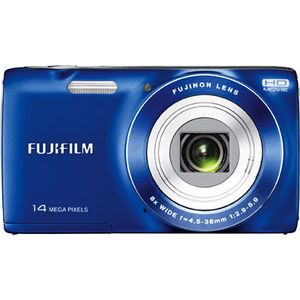 Fujifilm FinePix JZ100 Blue Digital Camera