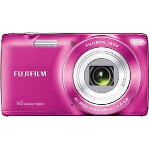 Fujifilm FinePix JZ100 Pink Digital Camera