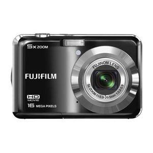 Fujifilm FinePix AX550 Black Digital Camera