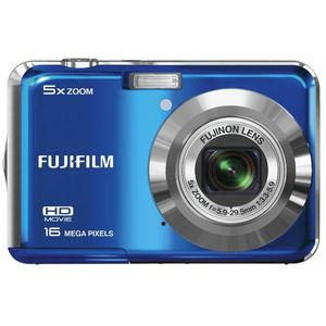 Fujifilm FinePix AX550 Blue Digital Camera