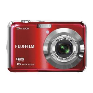Fujifilm FinePix AX550 Red Digital Camera