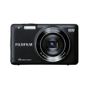 Fujifilm FinePix JX550 Black Digital Camera