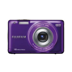 Fujifilm FinePix JX550 Purple Digital Camera
