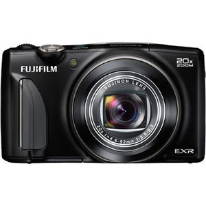 Fujifilm FinePix F900EXR Black Digital Camera