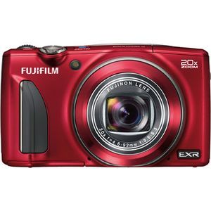 Fujifilm FinePix F900EXR Red Digital Camera
