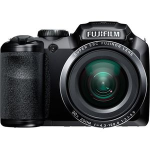 Fujifilm FinePix S4800 Black Digital Camera