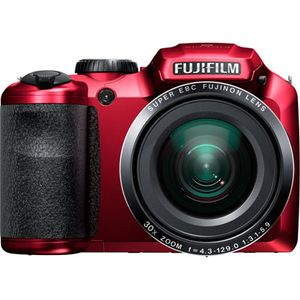 Fujifilm FinePix S4800 Red Digital Camera