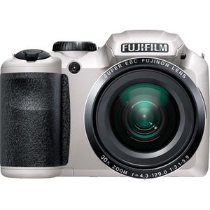 Fujifilm FinePix S4800 White Digital Camera