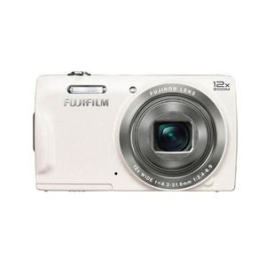 Fujifilm FinePix T500 White Digital Camera