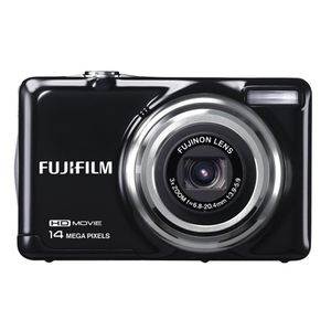 Fujifilm FinePix JV500 Black Digital Camera