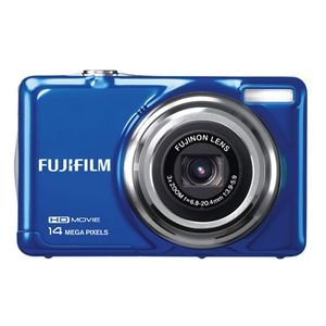 Fujifilm FinePix JV500 Blue Digital Camera