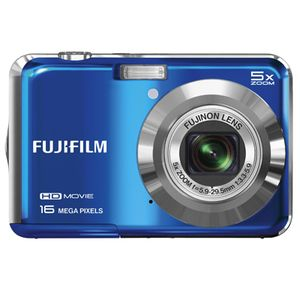 Fujifilm FinePix AX650 Blue Digital Camera