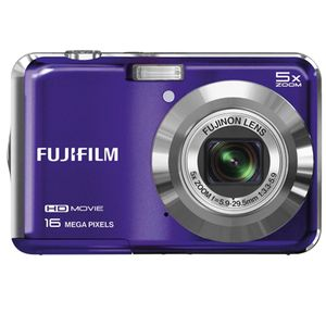 Fujifilm FinePix AX650 Purple Digital Camera