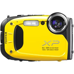 Fujifilm FinePix XP60 Yellow Digital Camera