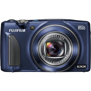 Fujifilm FinePix F900EXR Blue Digital Camera