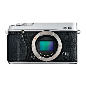 Fujifilm X-E2 Silver Digital Camera Body