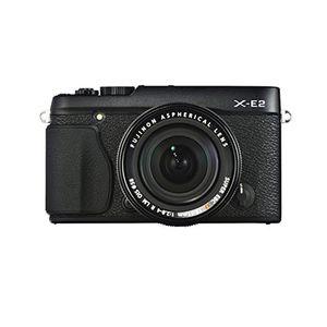 Fujifilm X-E2 Black Digital Camera with 18-55mm Lens