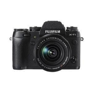 Fujifilm X-T1 Black Digital Camera with 18-55mm Lens
