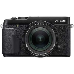 Fujifilm X-E2S Black Digital Camera with 18-55mm Lens