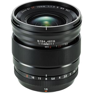 Fuji 16mm f1.4 R WR XF Lens