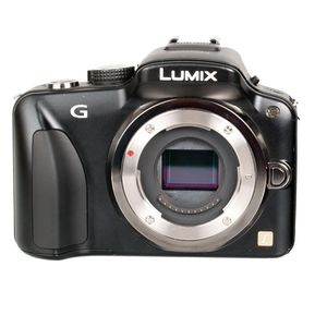 Panasonic Lumix DMC G3 Black Digital System Camera Body