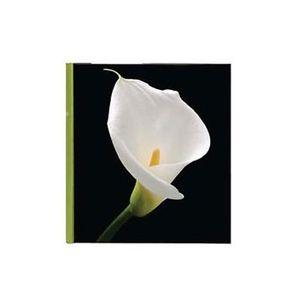 Botanics Black Traditional Photo Album - 100 Sides