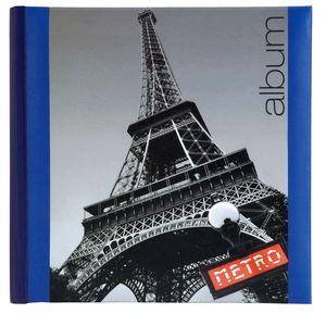 Iconic City Paris Slip In 6x4 Photo Album - 200 Photos