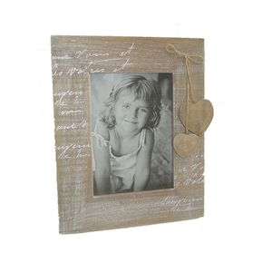 Walther Le Coeur Wood 6x4 Photo Frame