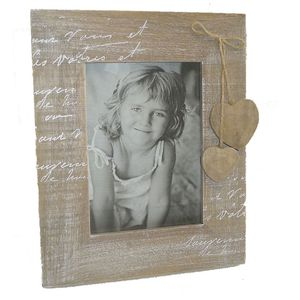 Walther Le Coeur Wood 7x5 Photo Frame