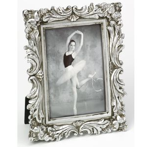 Walther Saint Germain Antique Silver 7x5 Photo Frame