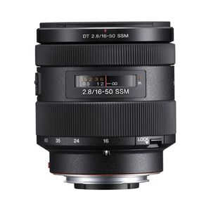 Sony 16-50mm F2.8 A Mount Lens