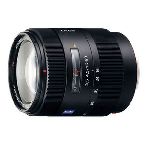 Sony 16-80mm F3.5-4.5 ZA Carl Zeiss Vario-Sonnar T* A Mount  Lens