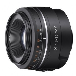 Sony 35mm F1.8 A Mount Lens
