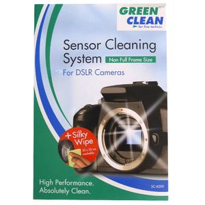Green Clean Sensor Cleaning Cleaning Kit Non Full Size