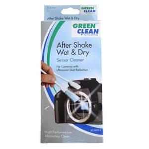 Green Clean Wet and Dry After Shake