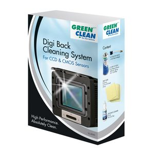 Green Clean Digi Back Sensor Cleaning Kit
