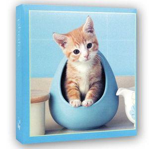 Softies Blue 6x4 Slip In Photo Album - 300 Photos
