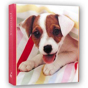 Cuties Red 6x4 Slip In Photo Album - 300 Photos
